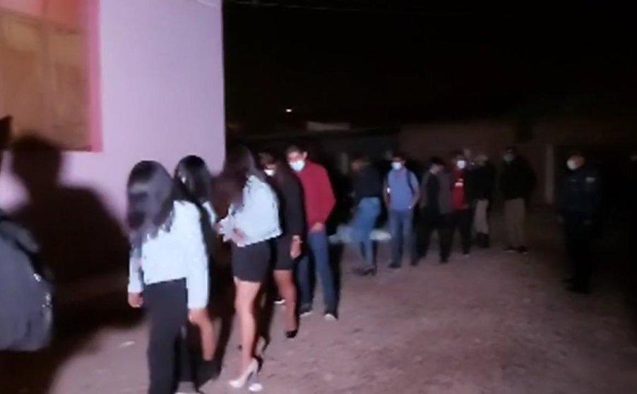 Captura de pantalla del video de la Alcaldía de Cochabamba. GAMC