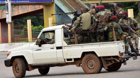 Tiroteo y militares en las calles: reportan un intento del golpe de Estado en Guinea