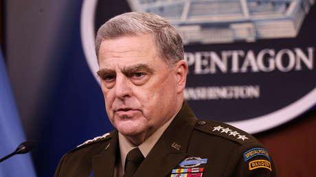 """General del Pentágono: La retirada de EE.UU. podría conducir a una guerra civil y la """"reconstitución de Al Qaeda"""" en Afganistán"""