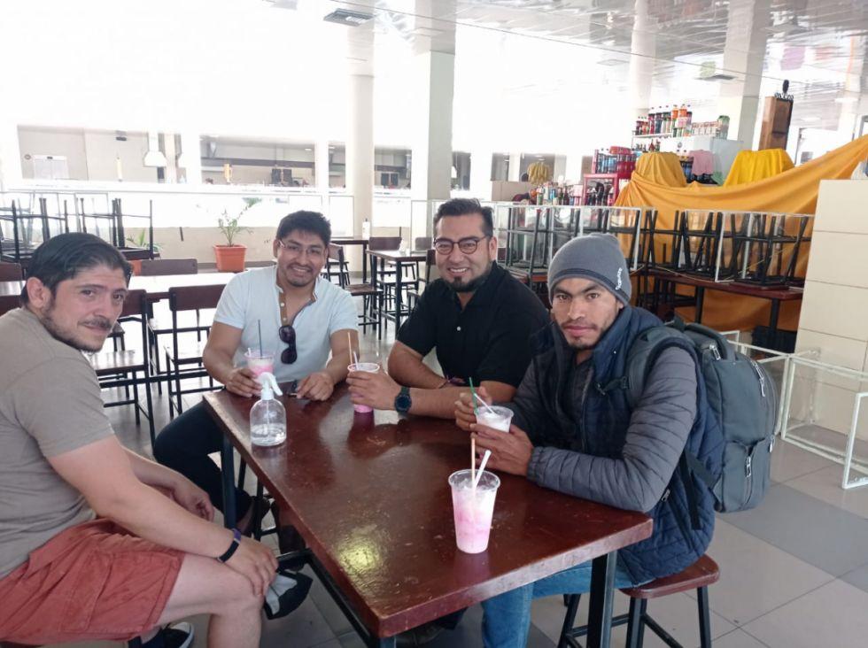 Gobierno compromete ayuda para matemático Beimar López Subia en Tarija