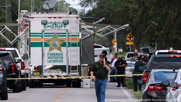 USA Schütze in Lakeland, Florida