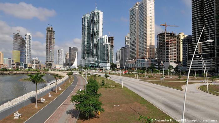Vista de Ciudad de Panamá