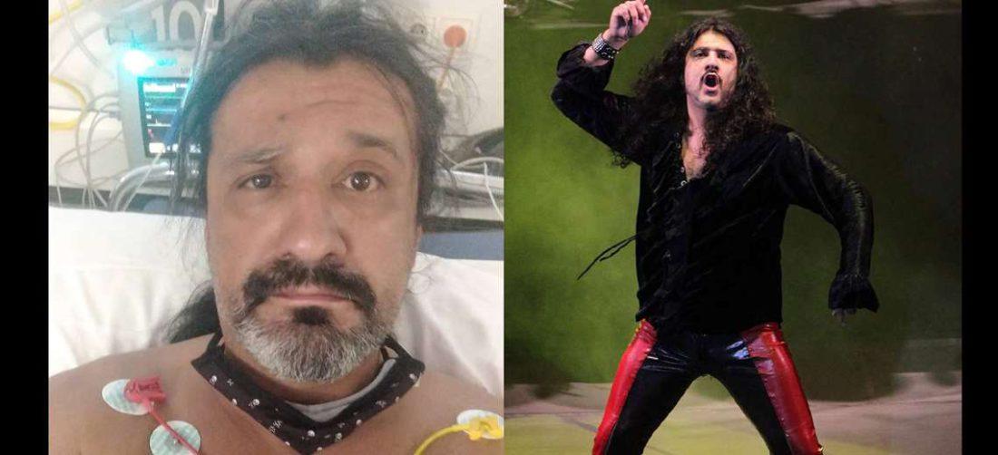 El exvocalistas de Mago de Oz se enfrenta a una cirugía riesgosa