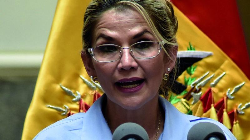 Juicios contra Añez están en agenda y la ofensiva a los opositores se agudiza