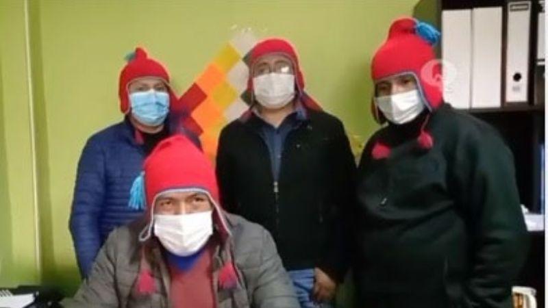 Grupo radical que amenaza a Carvajal y que Evo desconoce hizo campaña por el MAS