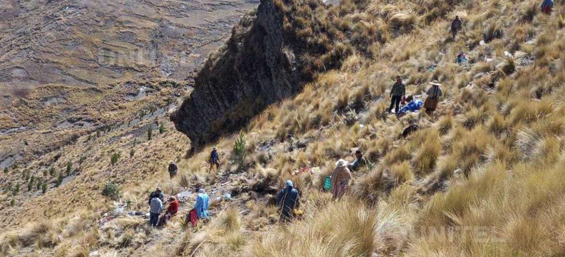 Accidente en Cochabamba