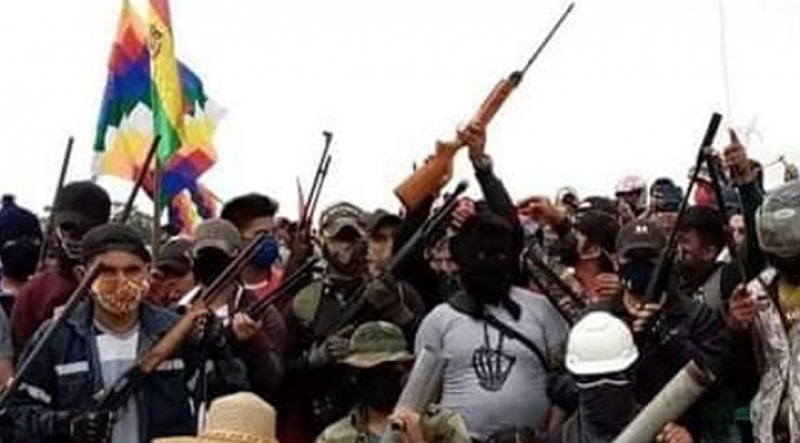 """Identifican a al menos cinco """"grupos de choque"""" del MAS y piden desarticularlos"""
