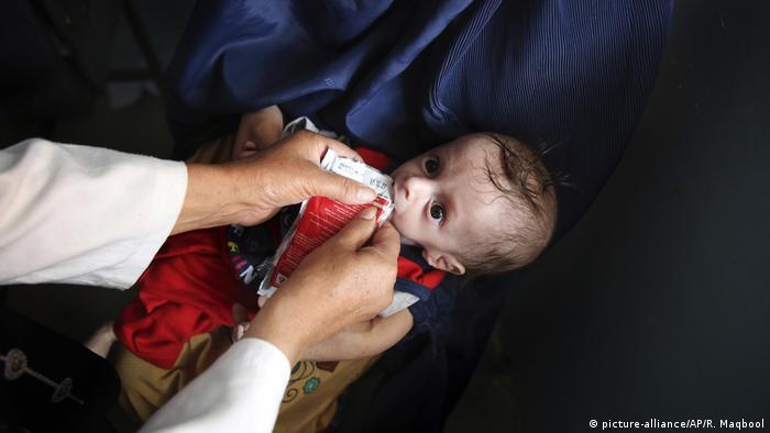 Afghanistan humanitäre Hilfe