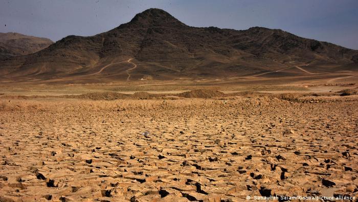 Sequía en la provincia de Kandahar.