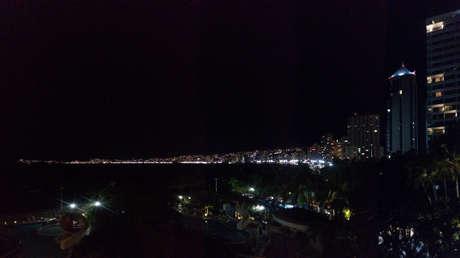 Primeras imágenes desde Acapulco, epicentro del terremoto de 7,1 (VIDEOS)
