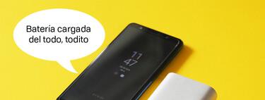 Cómo hacer que tu móvil Android te avise por voz cuando se haya cargado por completo