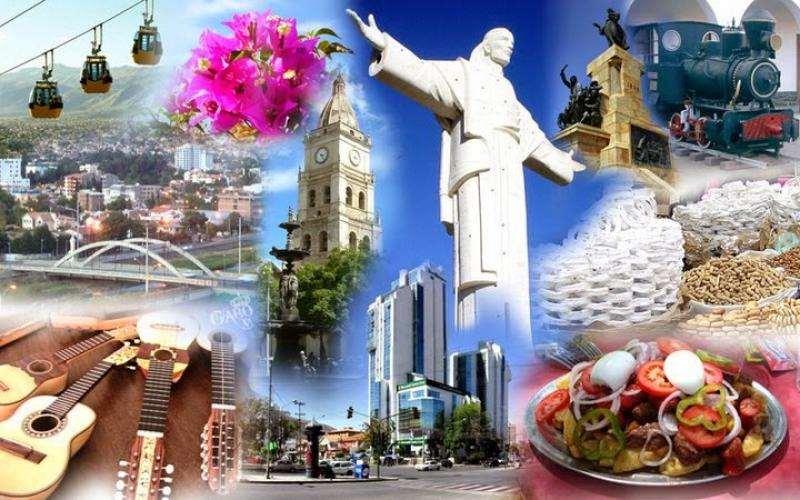 Cochabamba un lugar con muchos lugares que visitar. Foto: Internet
