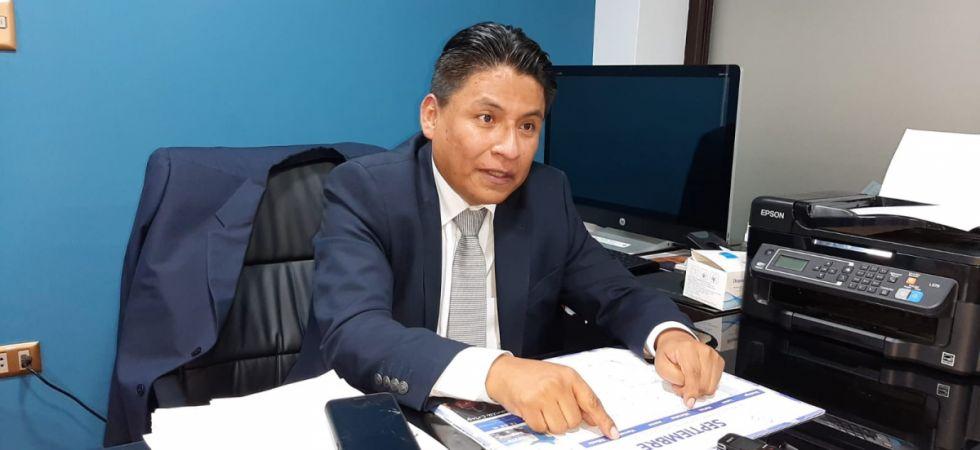 Lima: Tarija será una región piloto de la reforma judicial