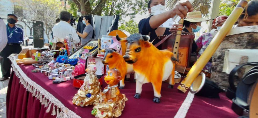 Feria de Alasitas reunirá en Tarija a más de mil artesanos