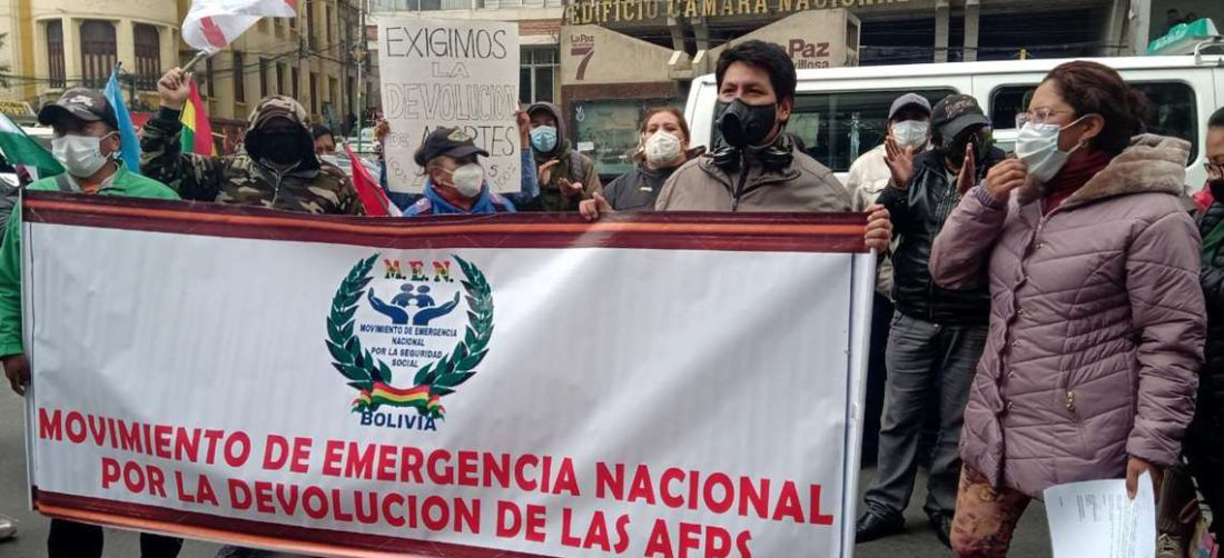 La devolución de las AFP entra en vigencia