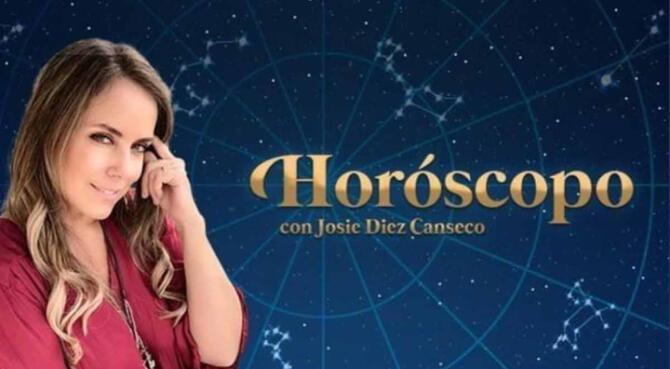 Horóscopo con Josie Diez Canseco de jueves 9 de septiembre