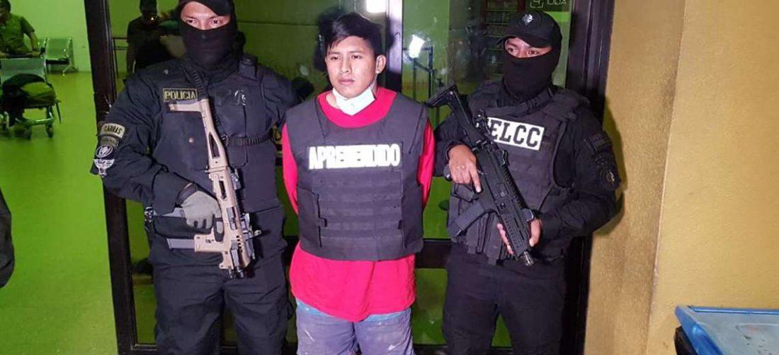 """Miguel Choque Pérez, alias """"Chavita"""" (Foto: Leonardo Gil)"""