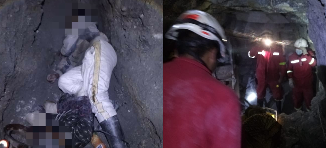 Policía identificó cuerpos de mineros fallecidos y ratifica que murieron por inhalación de monóxido de carbono | EL DEBER