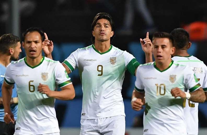 Bolivia está en el noveno lugar de la tabla. Foto: AFP