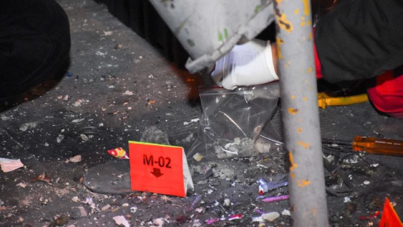 Arias confirma que el sospechoso del explosivo participó en el atentado a la Subalcaldía de Cotahuma