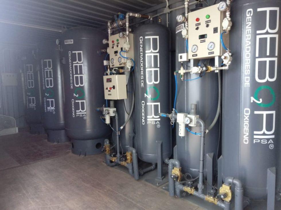 Mediante estudio de la ONU, se conocerá qué planta de oxígeno necesita Tarija