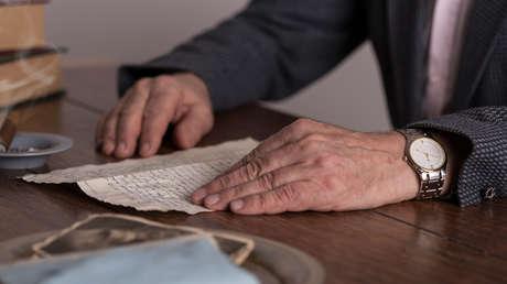 VIDEO: Veterano de la II Guerra Mundial atesora durante años la tierna carta de una niña y finalmente la conoce en persona