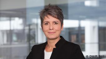 Ines Pohl dirige el estudio de DW en Washington.