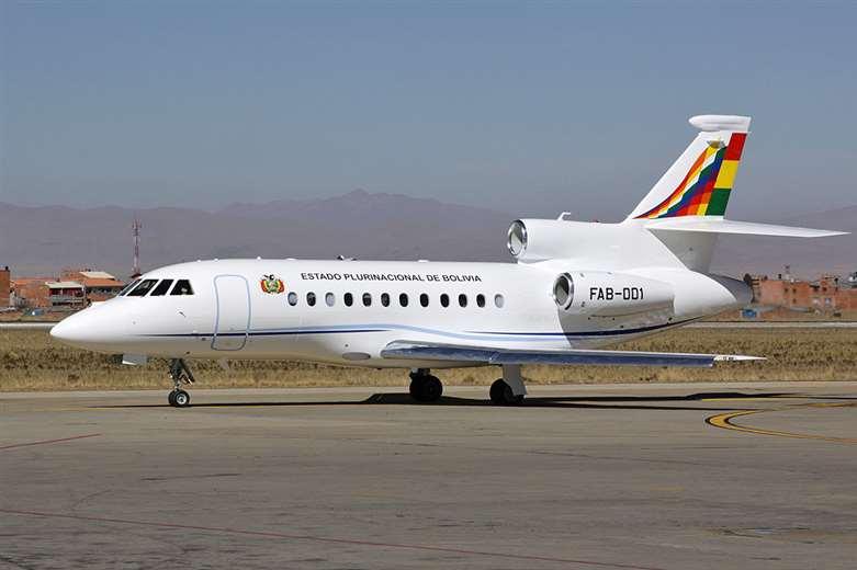 Ministerio de la presidencia aclara el vuelo del avión presidencial a Chimoré