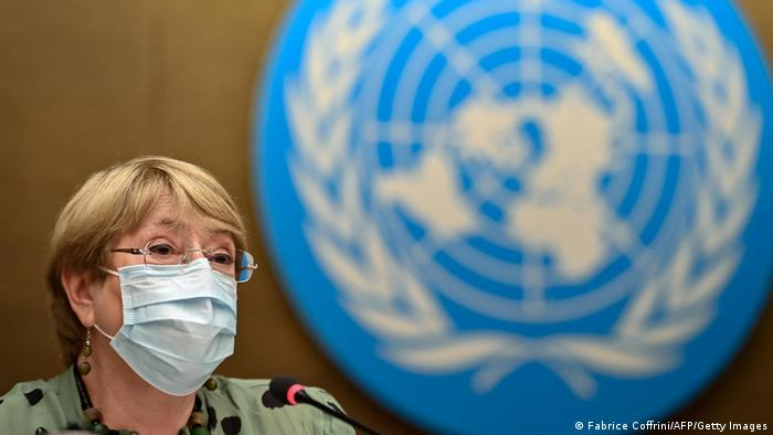 Schweiz   UN Menschenrechtsrat   Michelle Bachelet