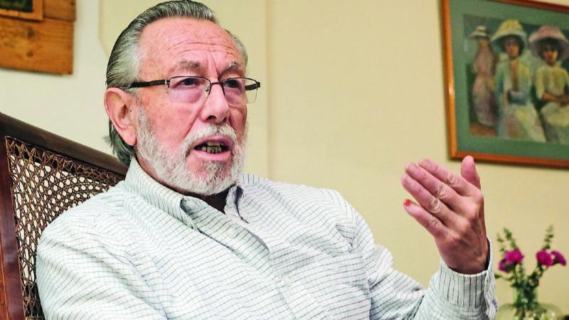 Del Granado: «Tenemos que recoger 1,5 MM de firmas para ir al referéndum»