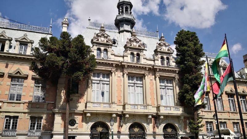 Van seis destituciones en la Alcaldía de La Paz por presuntos actos de corrupción