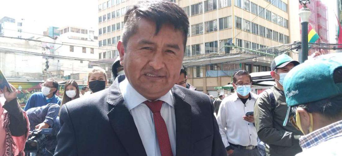 El subalcalde que renunció en La Paz I AMN.