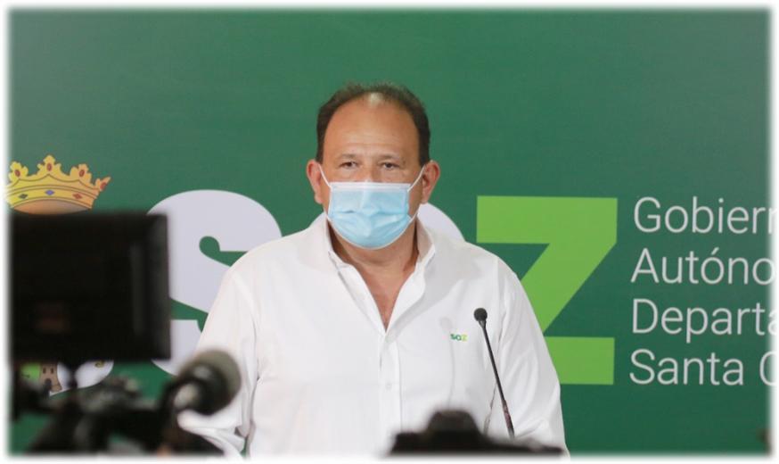 Erwin Viruez, director del Sedes