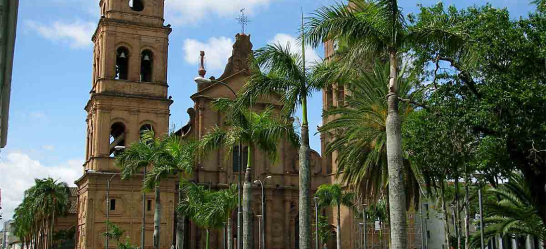 Catedral de Santa Cruz de la Sierra. Foto. Internet