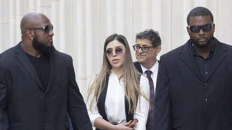 La razón por la que un juez de EE.UU. posterga hasta noviembre la sentencia a Emma Coronel, esposa del 'Chapo'