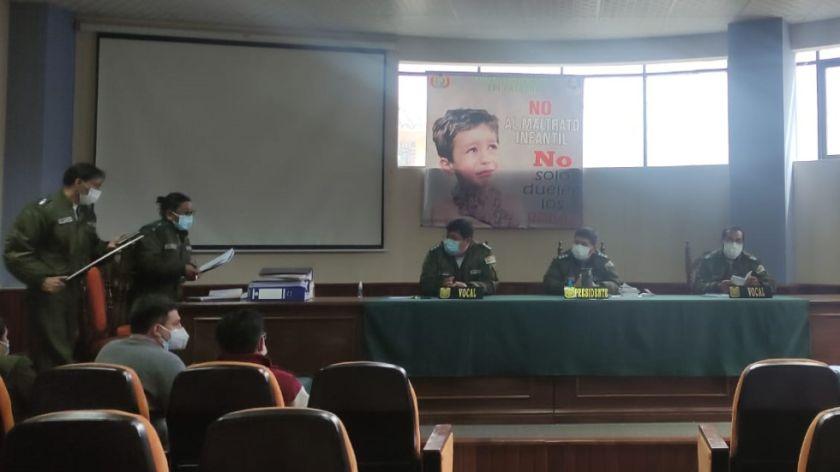 Queda en suspenso la sentencia contra Cecilia Calani por el caso Motín policial