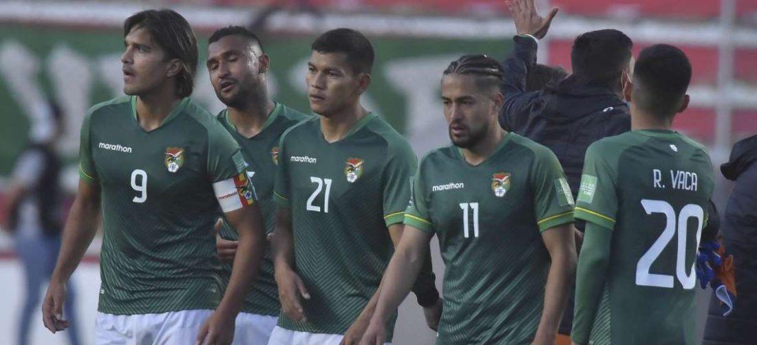 Bolivia, la peor selección de Sudamérica según el ranking FIFA. Foto: APG Noticias