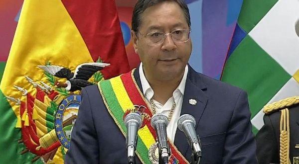 Presidente Luis Arce: Bolivia trabaja por un modelo más justo e inclusivo | Noticias | teleSUR
