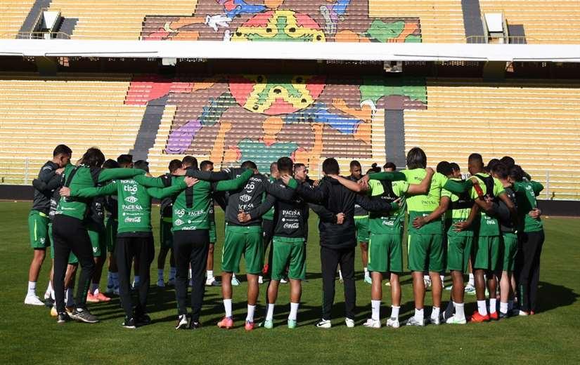 Selección boliviana de fútbol - Prensa FBF