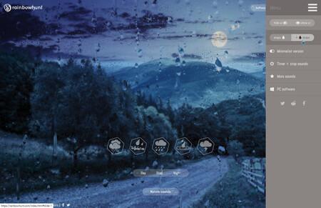 Sonidos De Lluvia Noche
