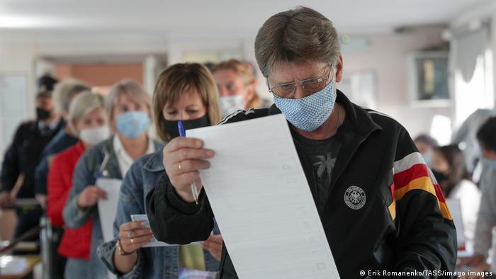 Parlamentswahlen in der Region Rostow ab