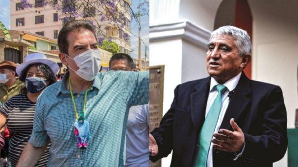 El MAS busca sacar a Manfred y la Fiscalía convoca a Arias por otro caso   Diario Pagina Siete