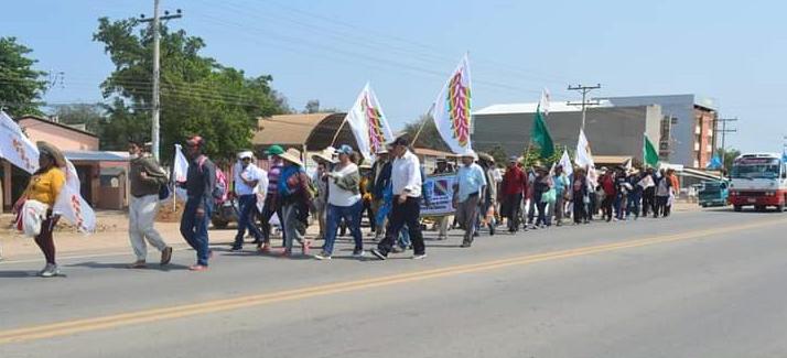Mientras la marcha avanza, una comisión alista la agenda nacional
