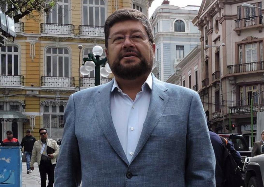 Doria Medina teme que el registro de empresas se vuelva 'burocrático e ineficiente' - La Razón   Noticias de Bolivia y el Mundo