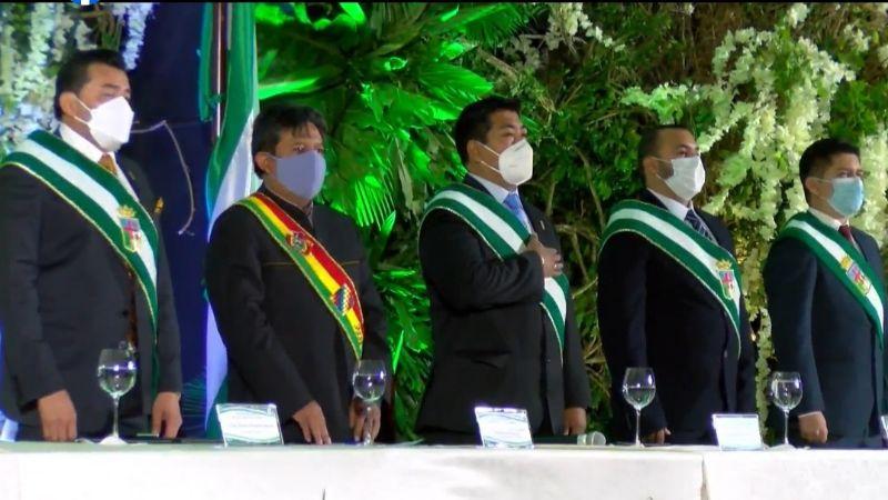 Santa Cruz llega a su aniversario en un clima de tensión con Luis Arce