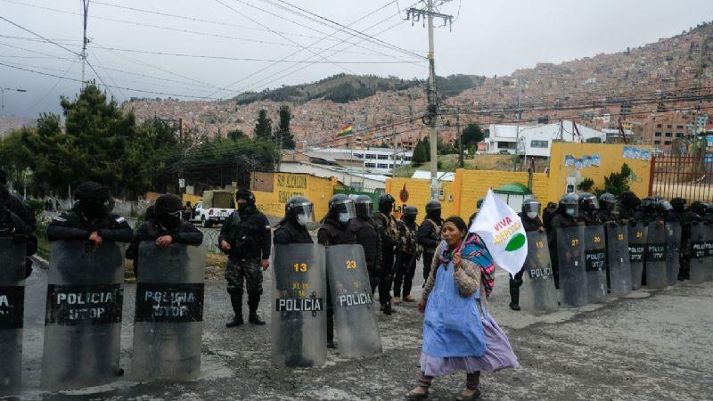 Choquehuanca convoca a sectores cocaleros a un diálogo este sábado