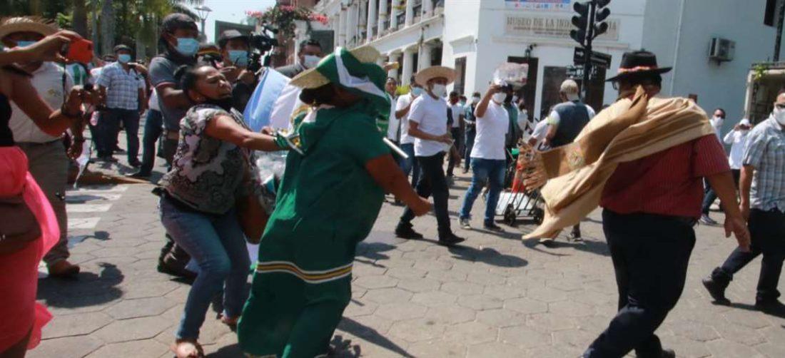 Los sucesos en Santa Cruz alarmaron al Gobierno