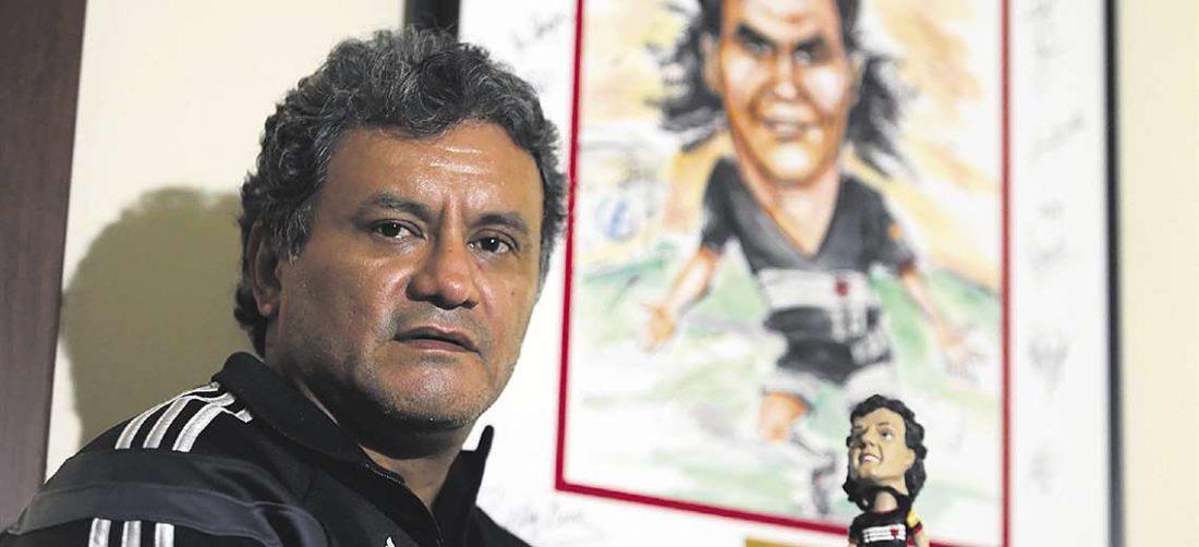 El 'Diablo' Marco Antonio Etcheverry