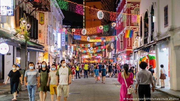 Singapur | Chinatown