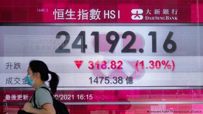 Hongkong | Börse